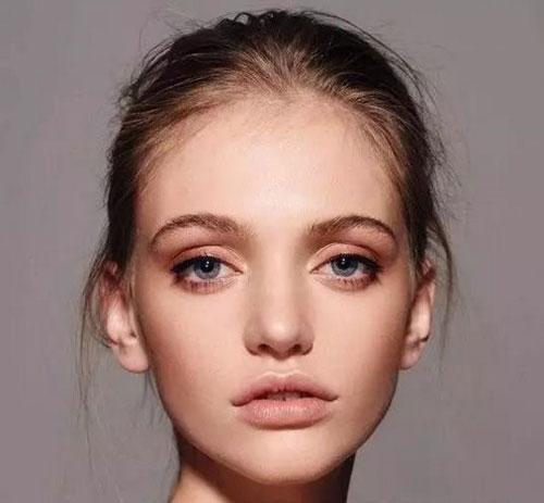 倍生植发发际线调整:好看的发际线,是完美脸型的标配