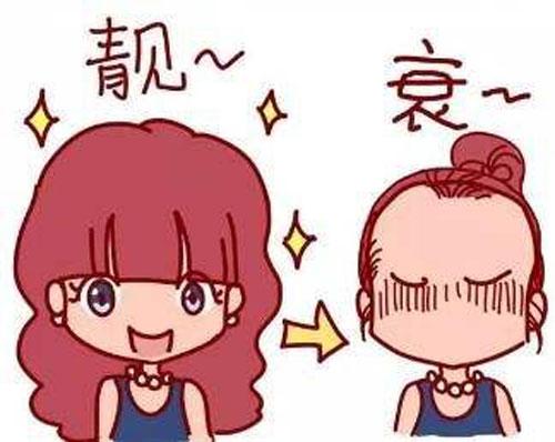 倍生发际线调整:你的脸型适合什么样的发际线,你知道吗?