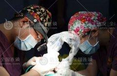 广州植发是不会损伤到大脑的